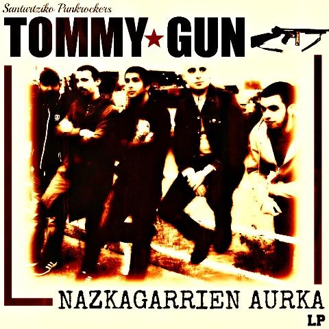 Tommy Gun - Garage Hits 1 - fanzine