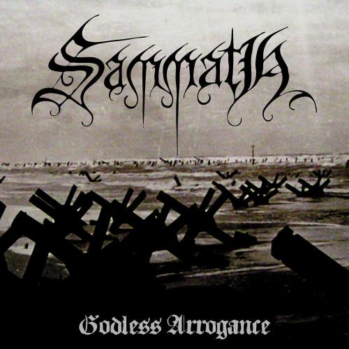 Sammath - Godless Arrogance      1 - fanzine
