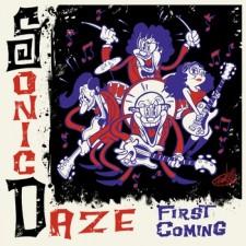 Sonic Daze - First Coming 1 - fanzine