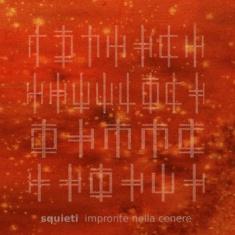 Squieti - Impronte Nella Cenere 1 - fanzine