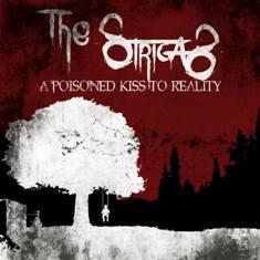 The Strigas - A Poisoned Kiss To Reality  12 - fanzine