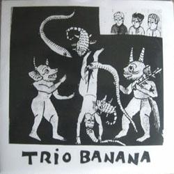 Trio Banana – Colors in the Black 1 - fanzine