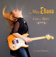 Miss Eliana - Love Affairs 9 - fanzine