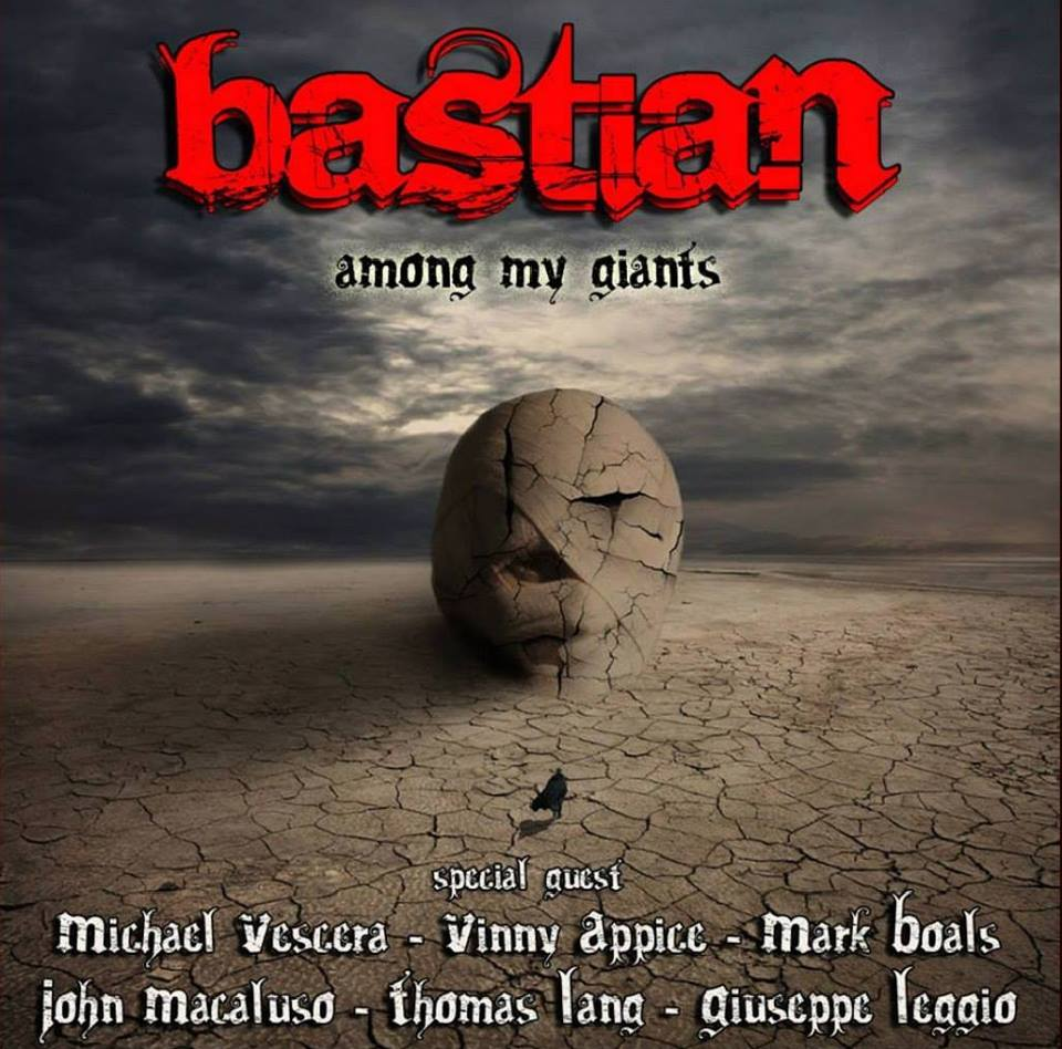 Bastian - Among My Giants 2 - fanzine
