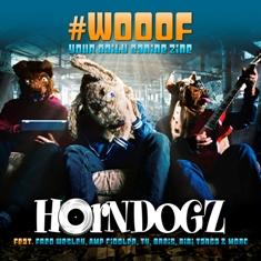 HornDogz - #Woof – Your Daily Canine Zine 1 - fanzine