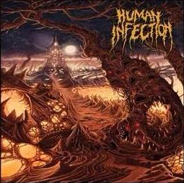 Human Infection - Curvatures In Time 1 - fanzine
