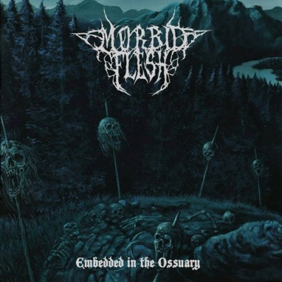 Morbid Flesh   -  Embedded In The Ossuary        1 - fanzine