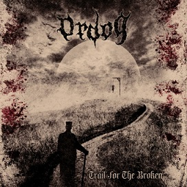 Ordog – Trail For The Broken 8 - fanzine