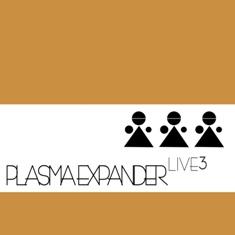 Plasma Expander - Live 3 1 - fanzine