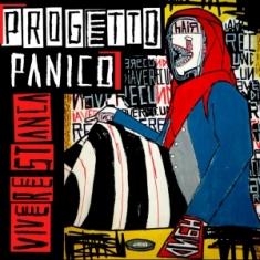 Progetto Panico – Vivere Stanca 1 - fanzine