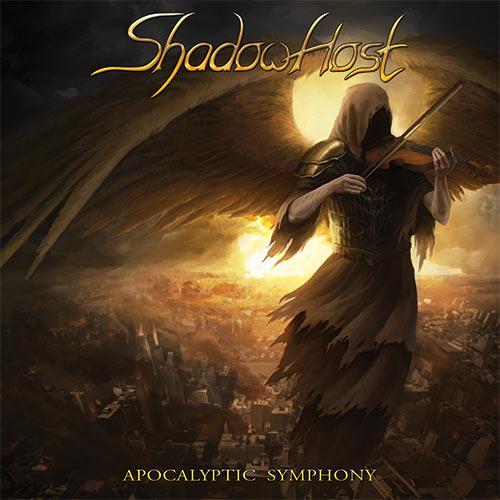Shadow Host  -  Apocalyptic Symphony      1 - fanzine