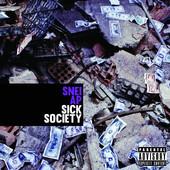 Snei Ap – Sick Society  1 - fanzine