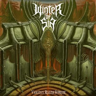 Winter Of Sin - Violence Reigns Supreme 9 - fanzine