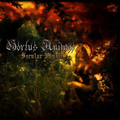 Hortus Animae – Secular Music 10 - fanzine