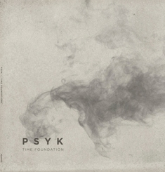 Psyk – Time Foundation 12 - fanzine