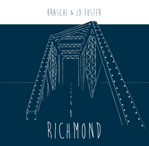 Braschi & Jd Foster – Richmond 1 - fanzine