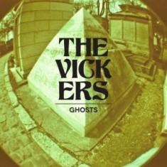 The Vickers – Ghosts 12 - fanzine