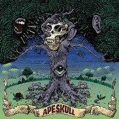 Ape Skull – Ape Skull 1 - fanzine