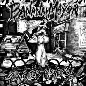 Banana Mayor - Zombie's Revenge 8 - fanzine