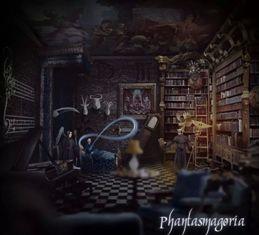 D.A.M. - Phantasmagoria 10 - fanzine