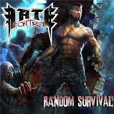Fate Control - Random Survival 6 - fanzine