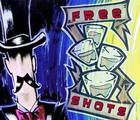 Free Shots – Demo 10 - fanzine