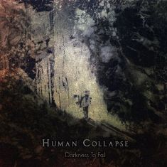 Human Collapse – Darkness To Fall 1 - fanzine