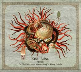 King Bong - Pinng - Or the Underwater Adventures of a Young Cthulhu 1 - fanzine