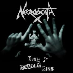 Necrodeath – The 7 Deadly Sins 4 - fanzine