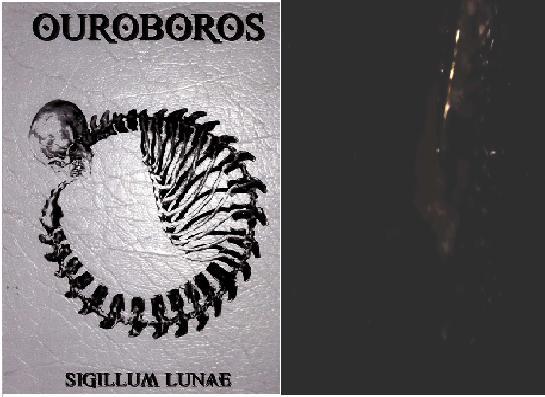Ouroboros - Sigillum Lunae / Cropcircle - Coldtrip 10 - fanzine