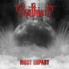 Akathisia – First Impact 1 - fanzine
