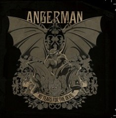 Angerman - No Tears For The Devil 11 - fanzine