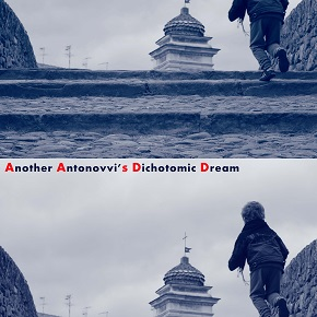 Alex Antonov - Another Antonovvi's Dichotomic Dream 1 - fanzine