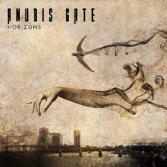 Anubis Gate  - Horizons 1 - fanzine