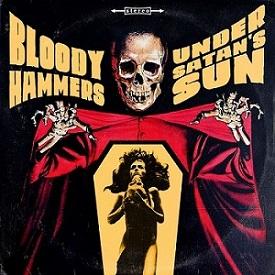 Bloody Hammers - Under Satan's Sun   1 - fanzine