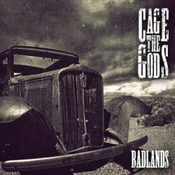 Cage The Gods – Badlands 1 - fanzine