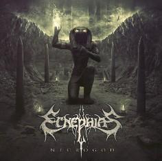Ecnephias - Necrogod 1 - fanzine