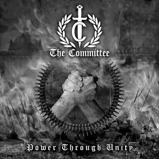 The Committee – Power Through Unity 1 - fanzine