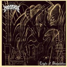 Fragarak - Crypts Of Dissimulation  1 - fanzine