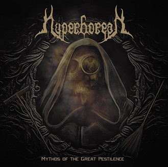 Hyperborean - Mythos Of The Great Pestilence 1 - fanzine