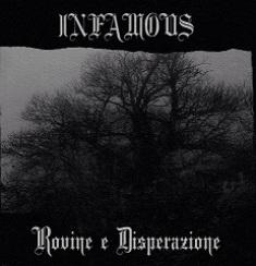 Infamous – Rovine e Disperazione 1 - fanzine