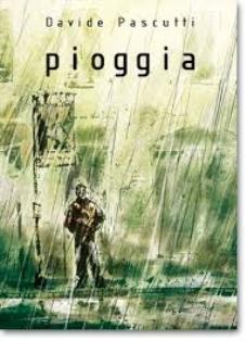 Davide Pascutti – Pioggia 1 - fanzine
