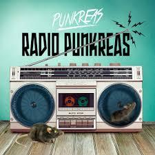 Punkreas – Radio Punkreas 1 - fanzine