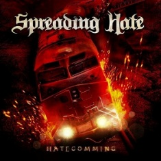 Spreading Hate - Hatecomming  1 - fanzine