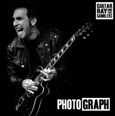 Guitar Ray & The Gamblers - Photograph 1 - fanzine