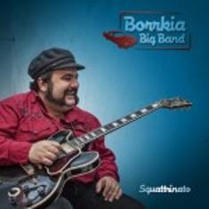 Borrkia Big Band – Squattrinato 9 - fanzine