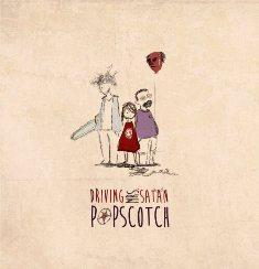 Driving Mrs.Satan - Popscotch 1 - fanzine