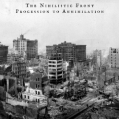The Nihilistic Front - Process To Annihilation 1 - fanzine