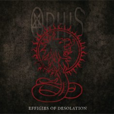 Ophis - Effigies Of Desolation 1 - fanzine