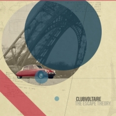 Club Voltaire – The Escape Theory 1 - fanzine